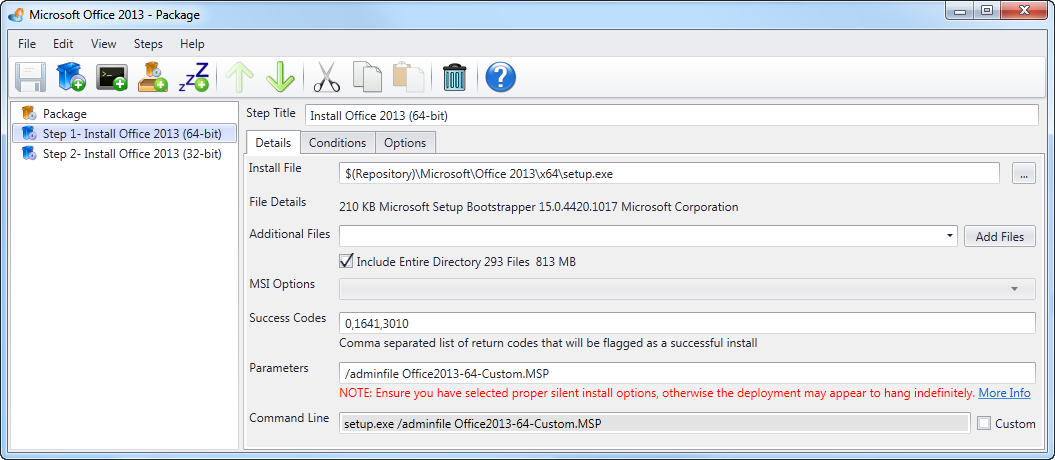Application deployment! Group Policy vs Push Software  | Nerd Drivel