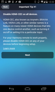 Hub Firmware update via Android app