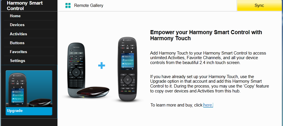 Harmony Smart Control, Touch, and Ultimate  | Nerd Drivel