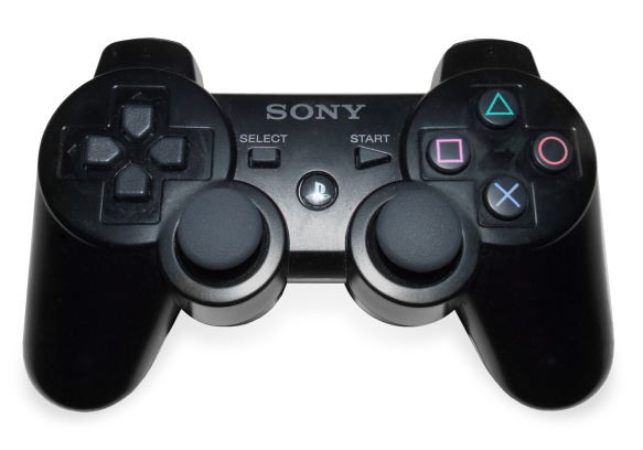 PlayStation_3_SIXAXIS_controller